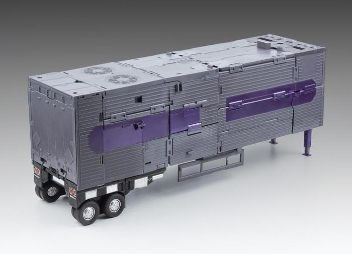 X-Transbots - MX-12B Gravestone Trailer