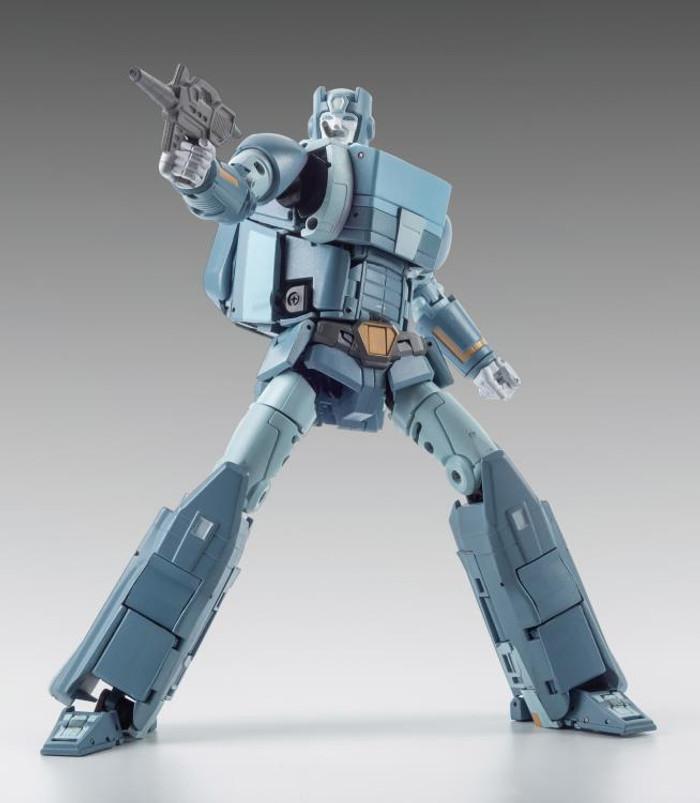 X-Transbots - MX-11 Locke