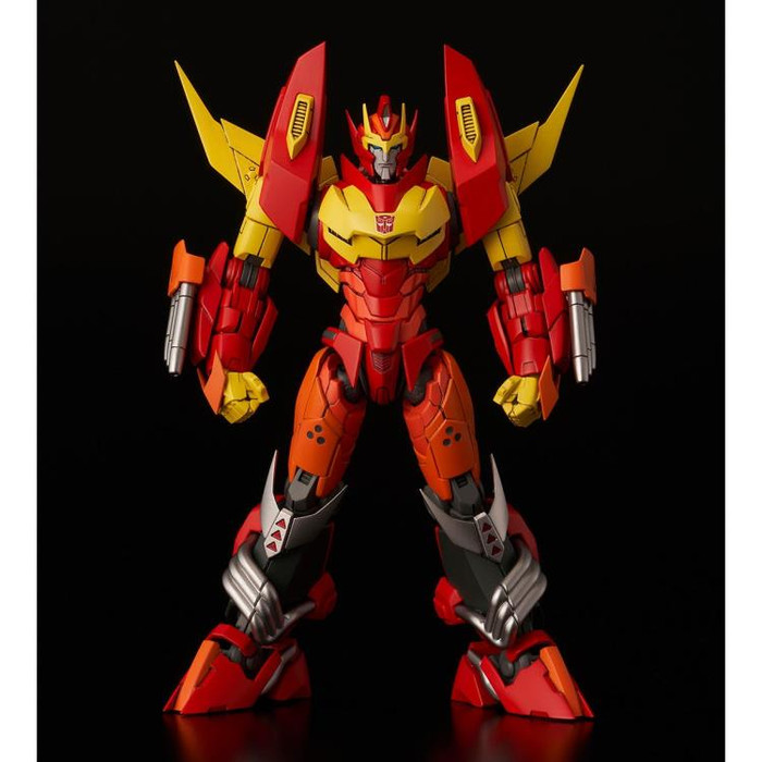 Flame Toys - Furai Model 17: Rodimus IDW Version