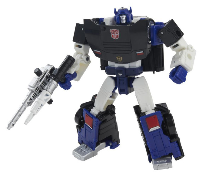 Transformers Generations Selects - Deluxe Deep Cover