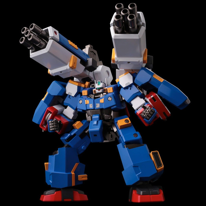 Sentinel - Riobot Transform - Super Robot Wars: R-2