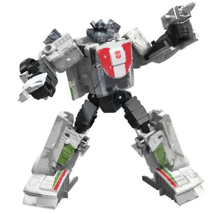 Transformers War for Cybertron Trilogy - Deluxe Wheeljack