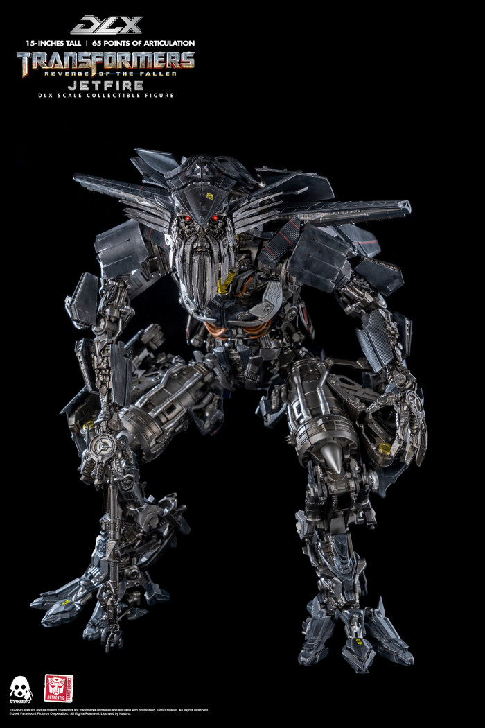 Threezero - Transformers Revenge of the Fallen – DLX Jetfire