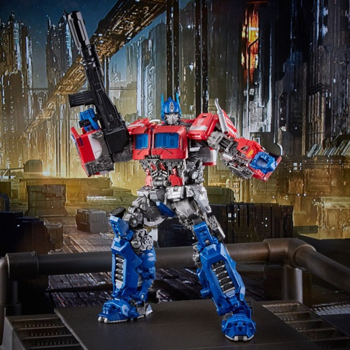 Masterpiece Movie Series - MPM-12 Optimus Prime