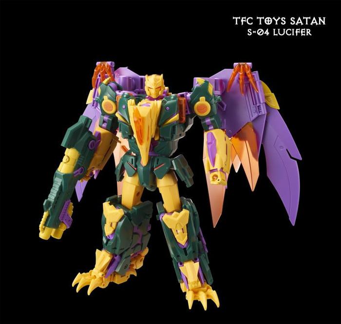 TFC Toys - Satan - S04 Lucifer