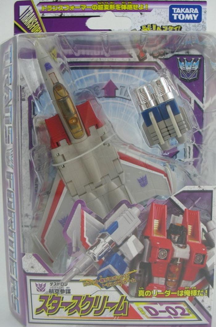 Henkei D-02 Starscream