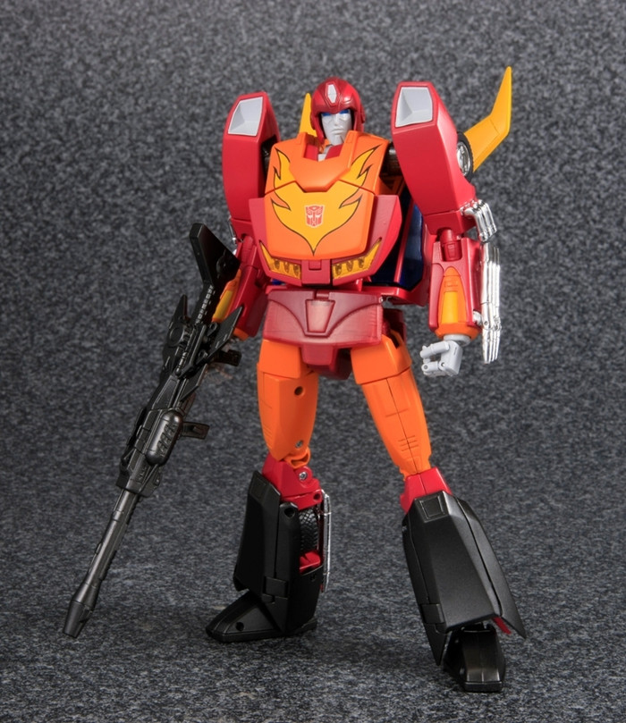 MP-09 Masterpiece Rodimus Prime (version 2)