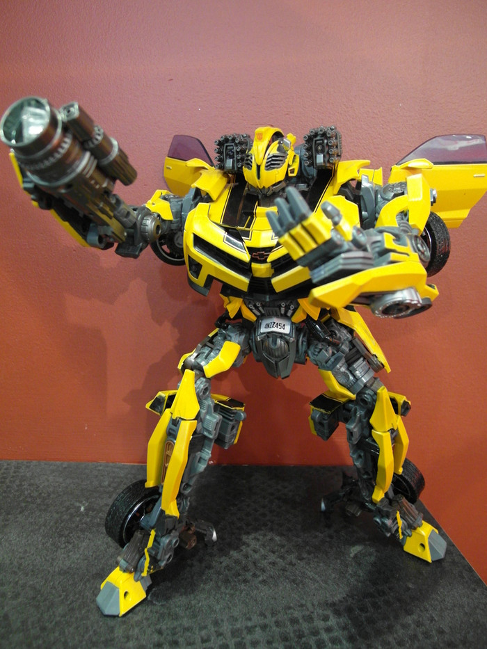 MP-M02 Masterpiece Movie Bumblebee (Japanese Version)