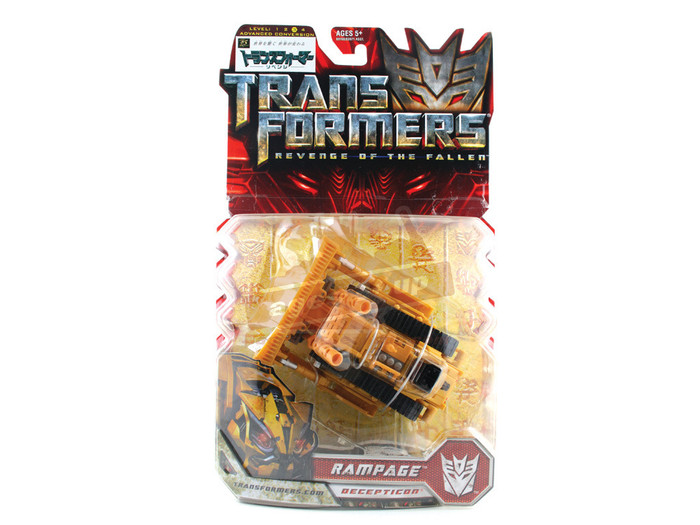 RD-06 Rampage (Decepticon) TakaraTomy Japan Issue