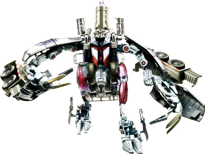 RD-12 Mixmaster (Decepticon) TakaraTomy Japan Version