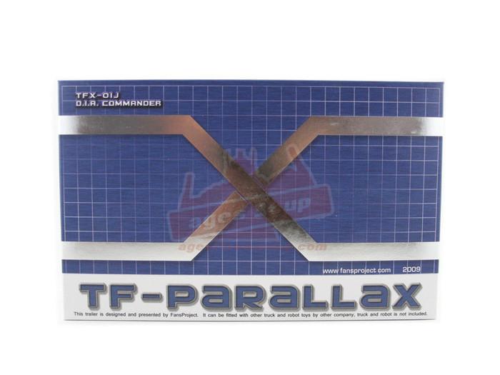 TFX-01J DIA Commander
