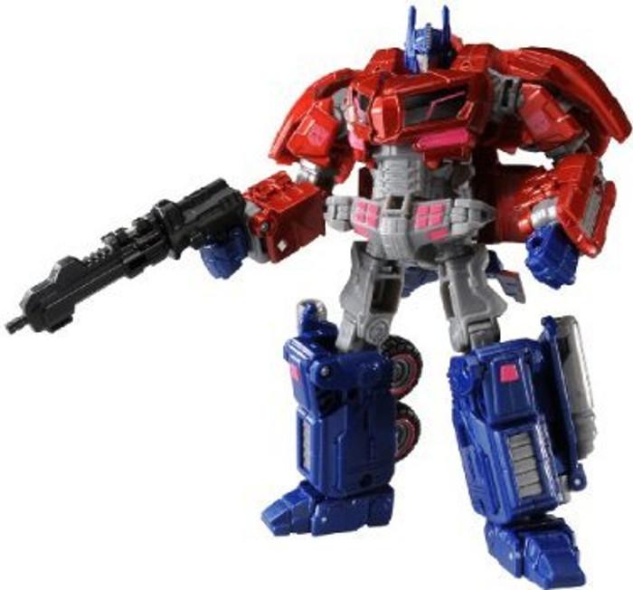 UN-01 Optimus Prime Cybertron Mode