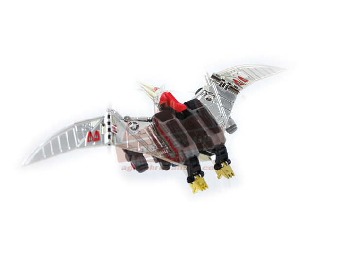 World's Smallest Dinorobots - Bombardier Swoop