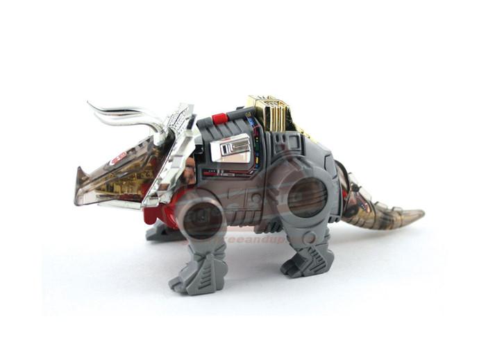 World's Smallest Dinorobots - Flamethrower Slag