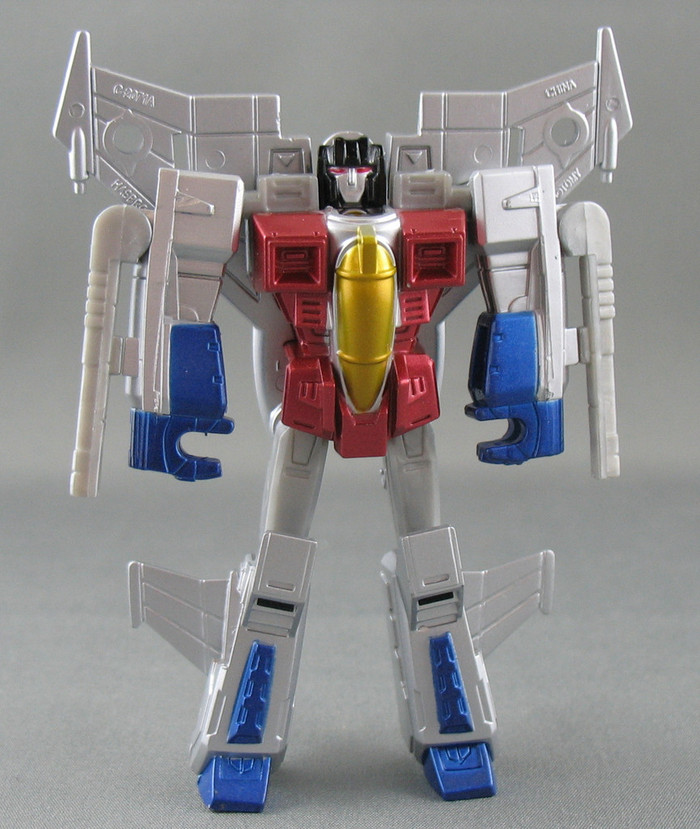 EZ Collection Gum Wave 1 - Starscream