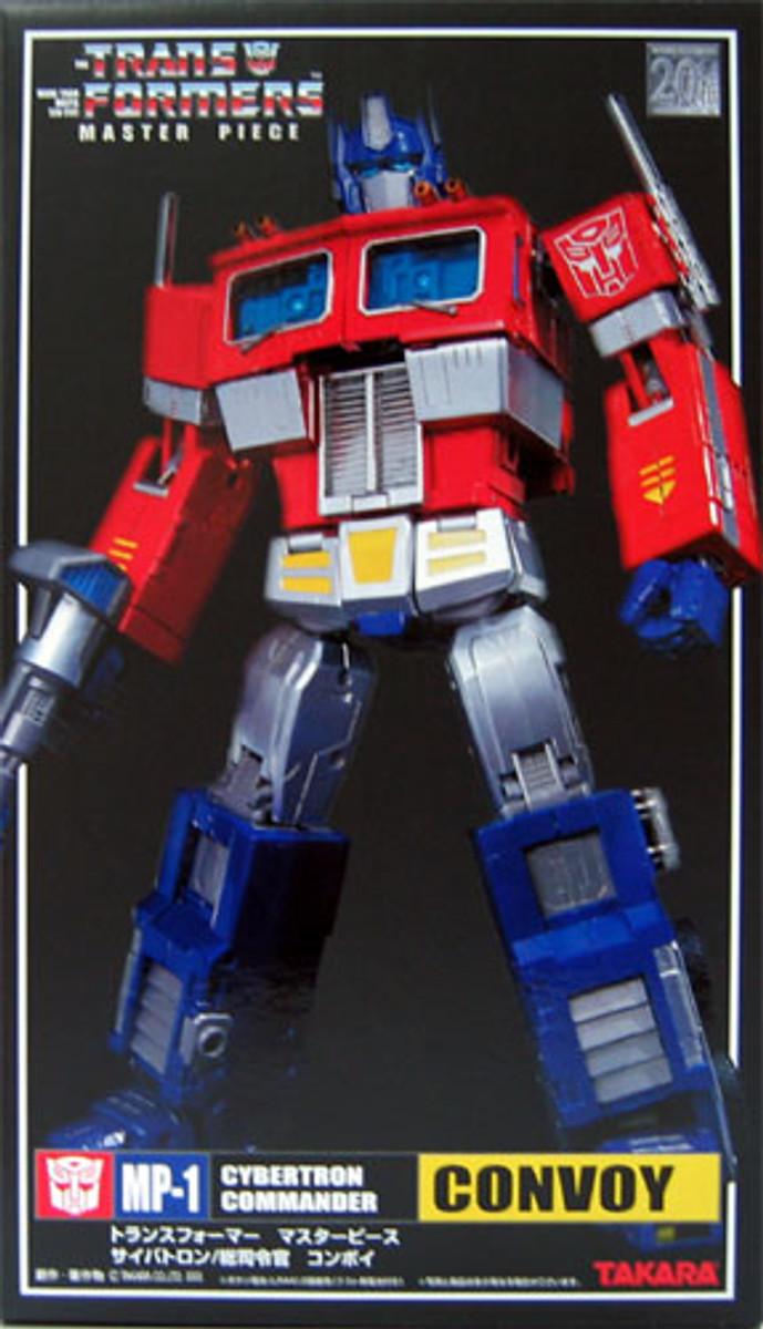 MP-01 Masterpiece Convoy (Optimus Prime)