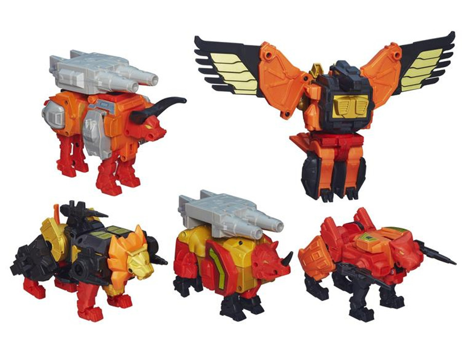 Platinum Edition - G1 Predaking