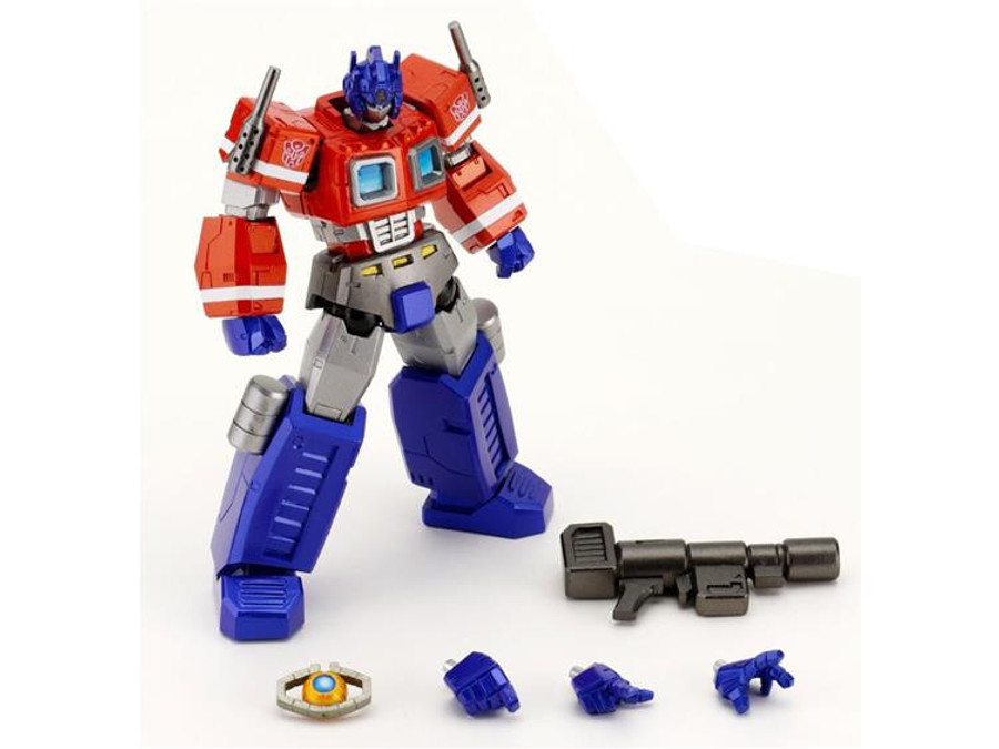 Legacy of Revoltech 008 Optimus Prime