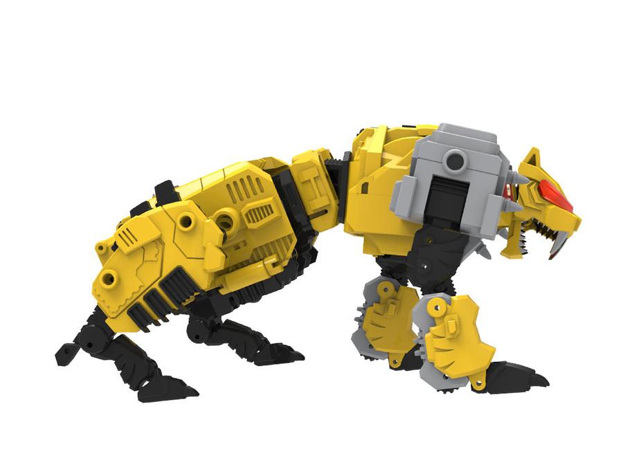 Reformatted 07 - R-07 - Felisaber the Surveillant (Feral Rex Ultimate Mode)