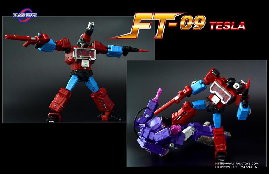 Fans Toys - FT-09-Tesla