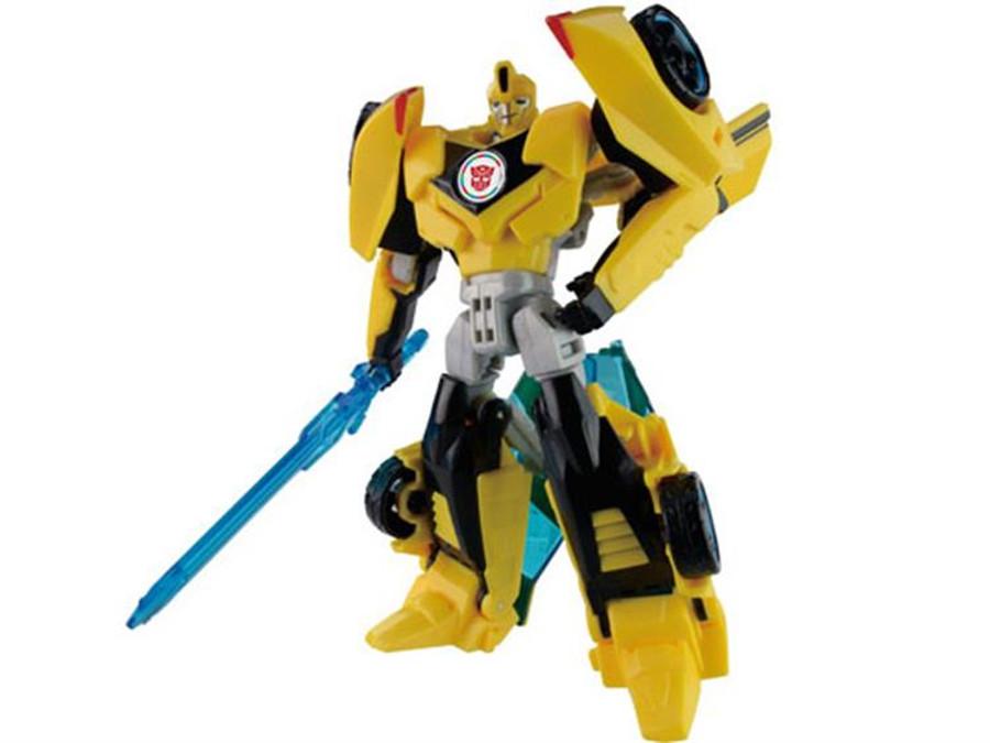 Transformers Adventure - TAV-01 Bumblebee