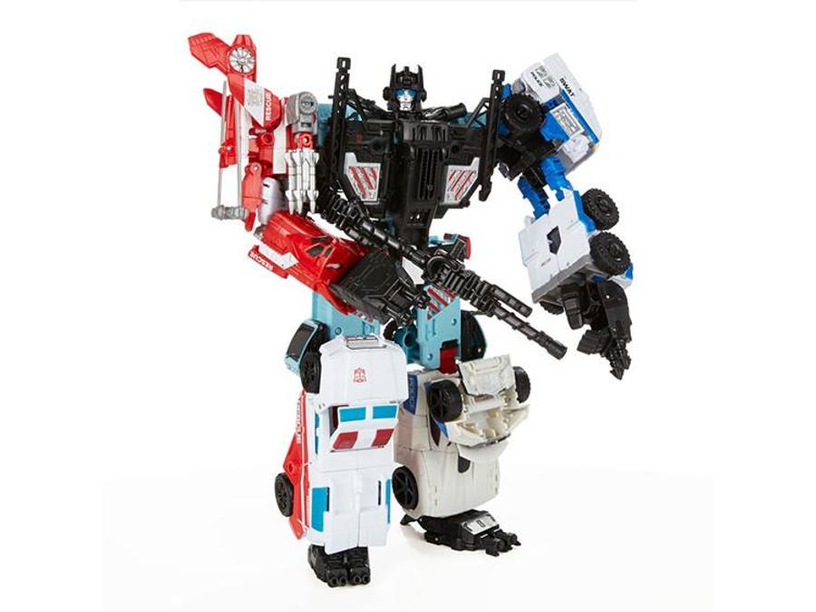 Transformers Generations Combiner Wars Voyager Wave 3 - Hot Spot