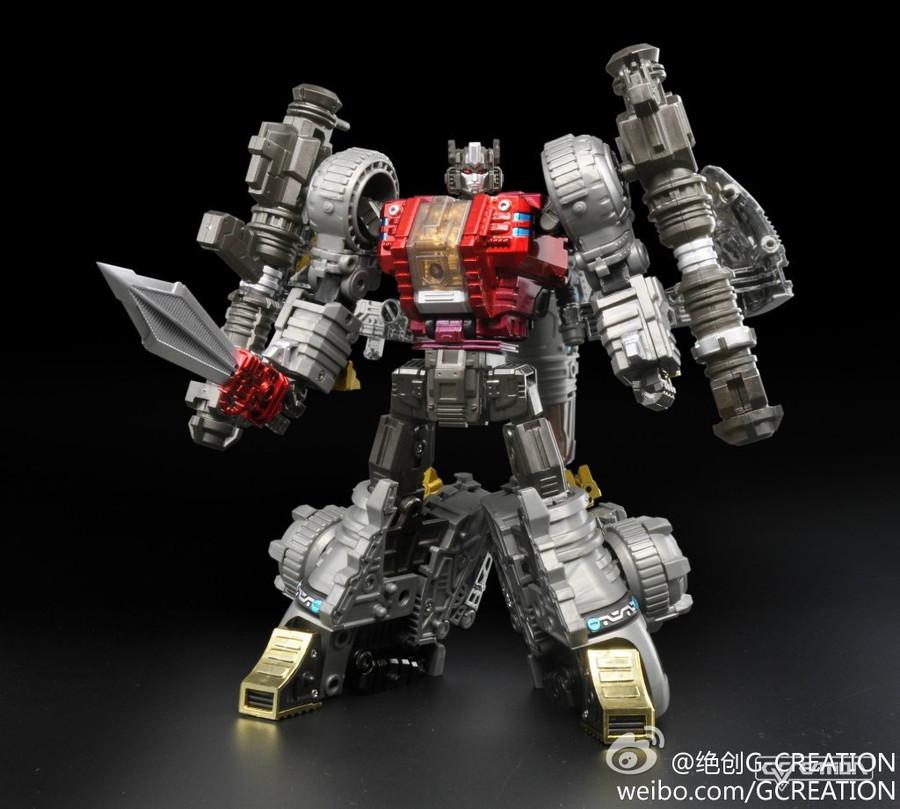 GCreation Shuraking SRK-01 Thunderous