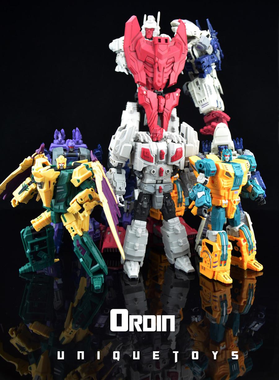 Unique Toys - Ordin - O-04 - Siegfried