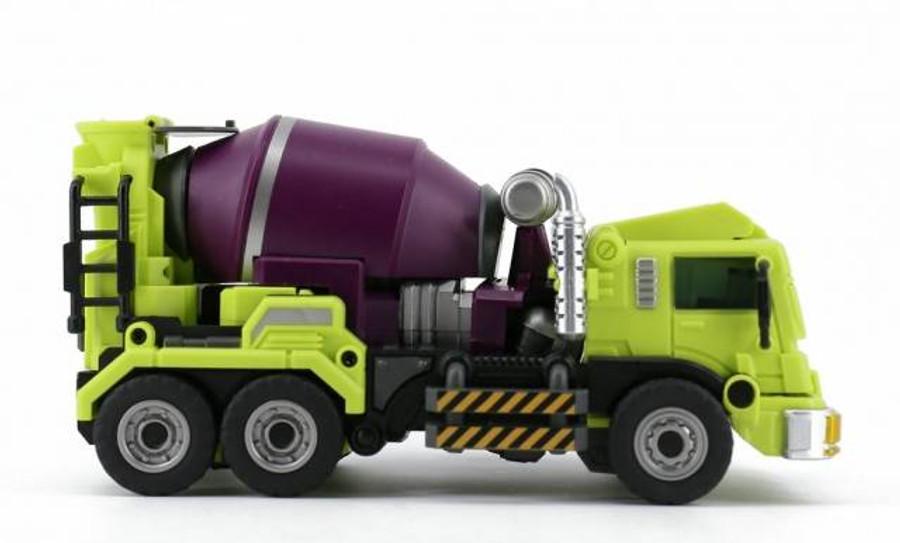 Generation Toy - Gravity Builder - GT-01B Mixer Truck