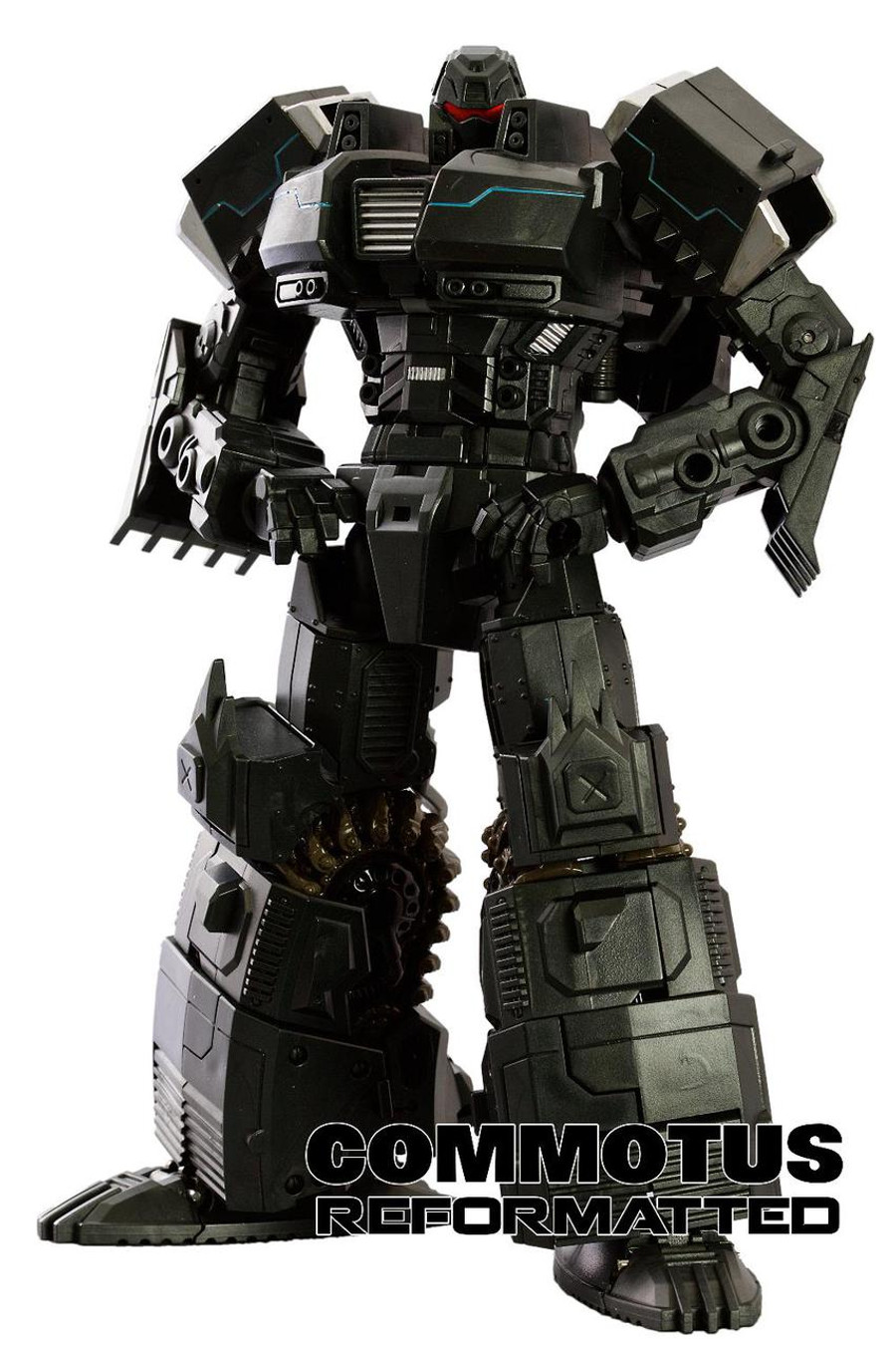 Mastermind Creations Reformatted R-14 Commotus