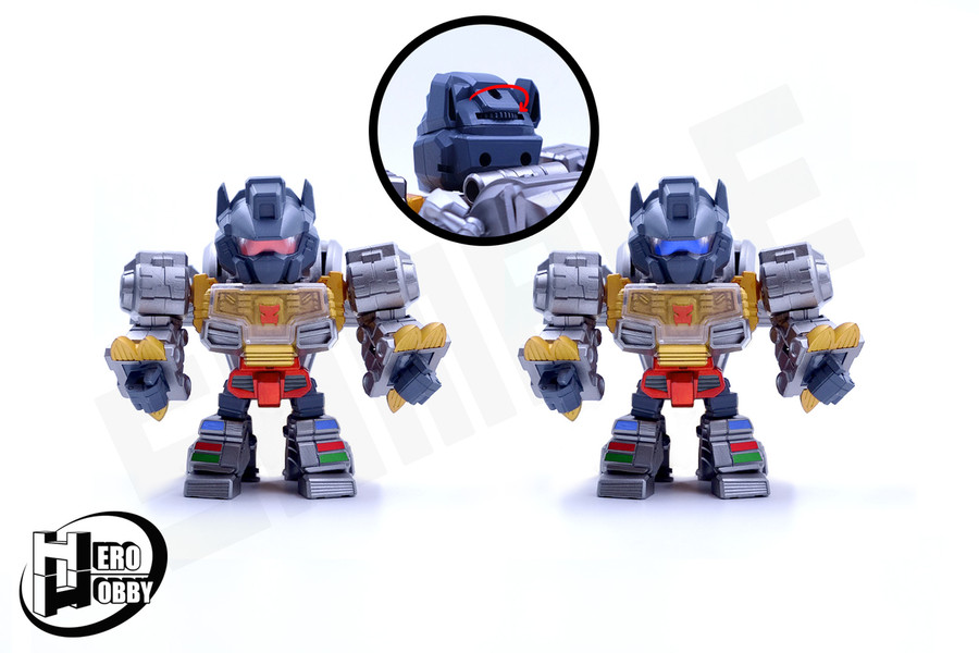 Hero-Hobby - QD-01 Tiny Rex