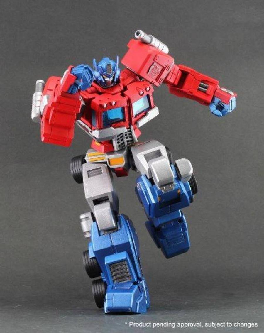 Ori Toy - Hero of Steel 01 - Optimus Prime