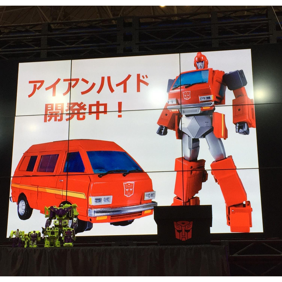 MP-27 - Masterpiece Ironhide