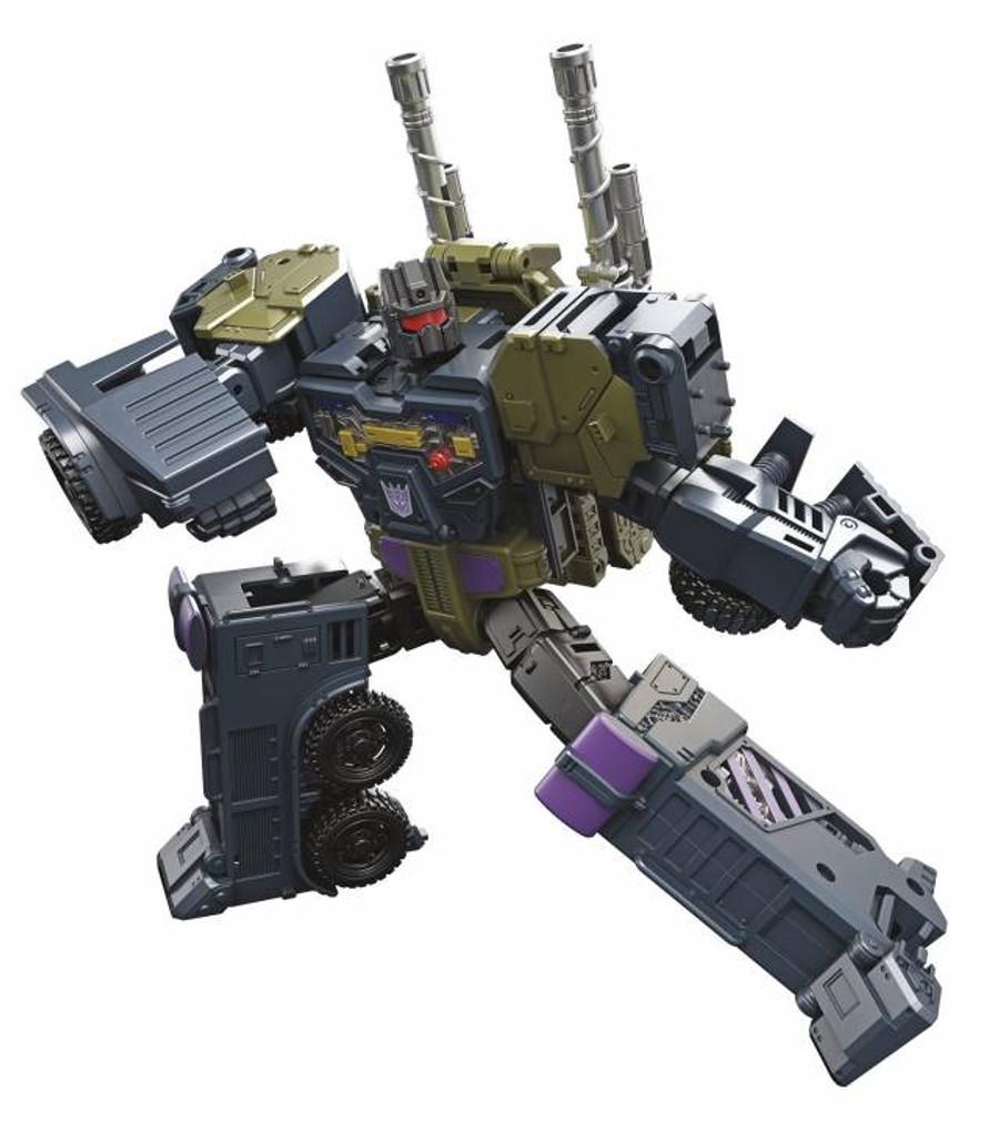 Transformers Generations Combiner Wars Voyager Wave 5 - Set of 2