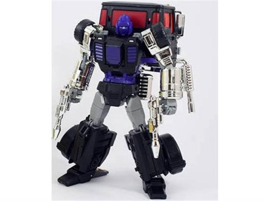 X-Transbots - Axis - TFCon 2014 Exclusive