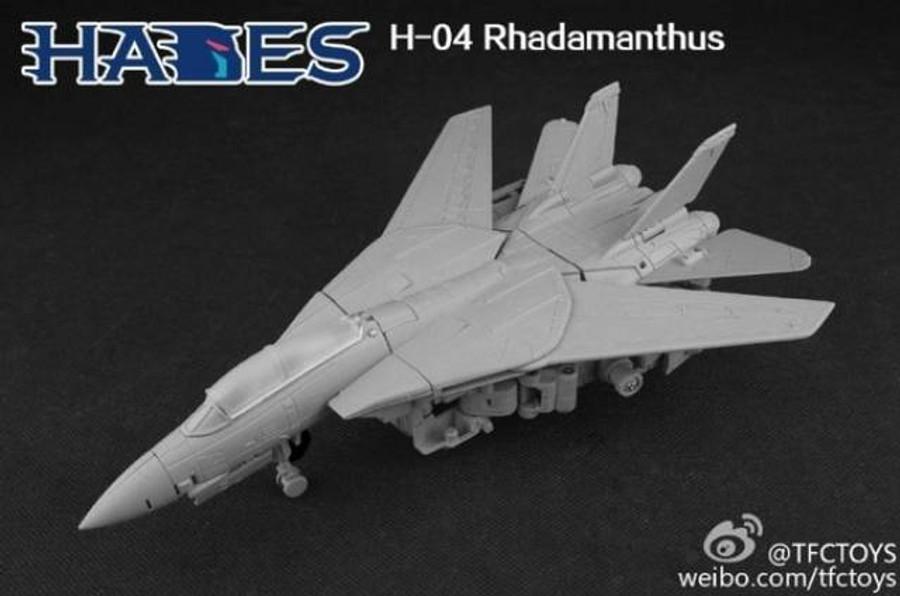 TFC Combiner Hades H-04 - Rhadamanthus
