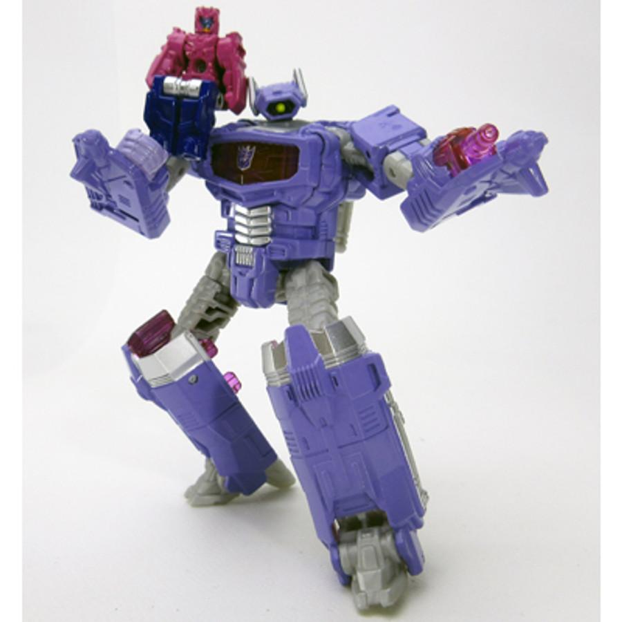 Takara Transformers Legends - LG24 Shockwave & Cancer