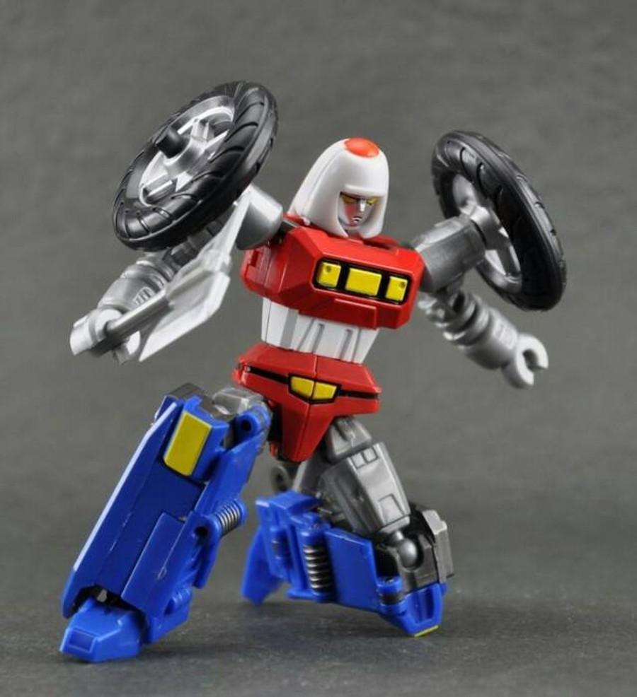 Machine Robo - MR-01 - Bike Robo (Gobots Reboot)
