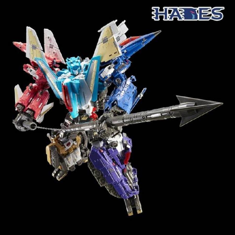 TFC Combiner Hades H-05 - Aiakos