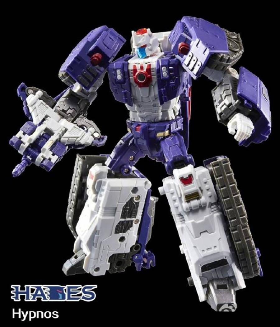 TFC Combiner Hades H-06 - Hypnos