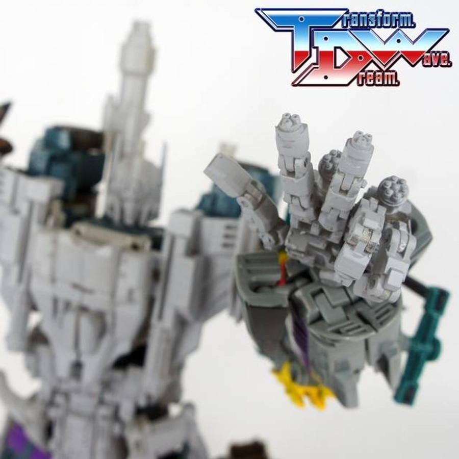 Transform Dream Wave - TCW-01 Bruticus Add-On Set