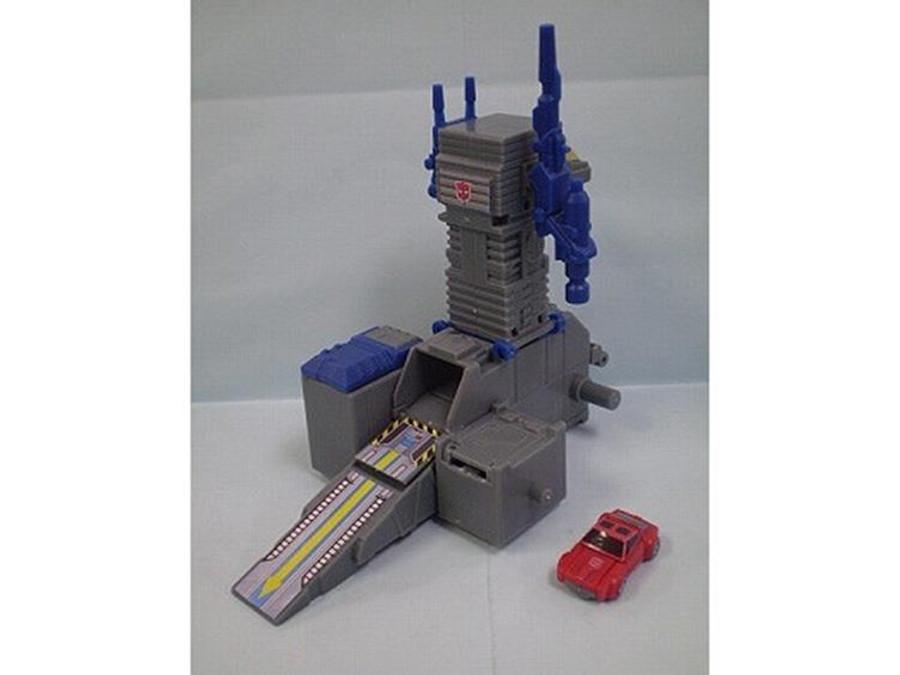 Kabaya - Transformers DX Fortress Maximus Series - Set of 3 Metallic Version