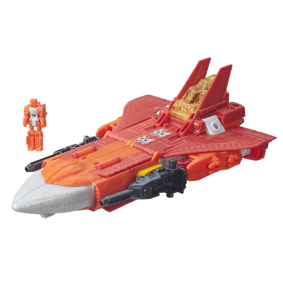Transformers Generations Titans Return - Voyager Class Sentinel Prime