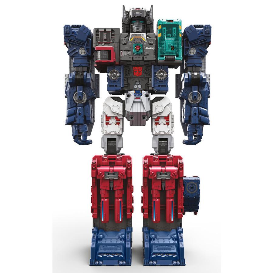 Transformers Generations Titans Return - Fortress Maximus
