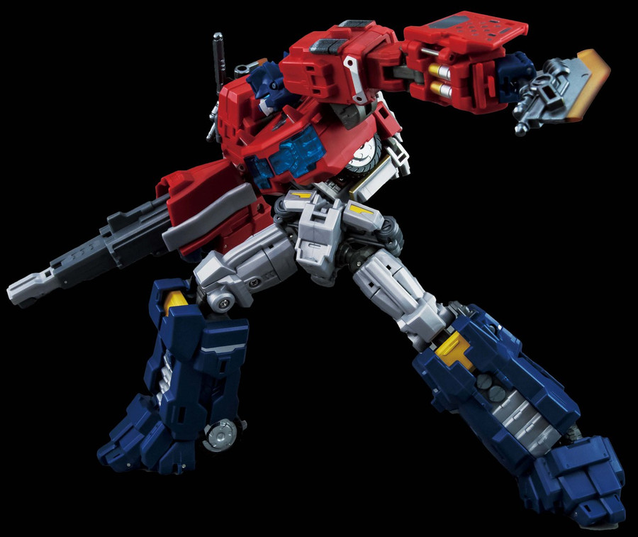 MakeToys - Cross Dimension - MTCD-01 Striker Manus