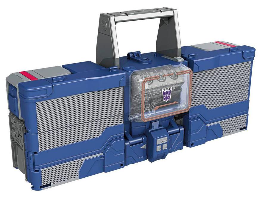 Transformers Generations Titans Return - Leader Class Soundwave