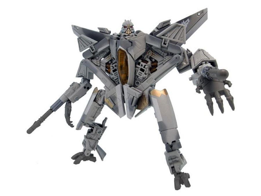 Transformers Movie 10TH Anniversary - MB-08 Starscream