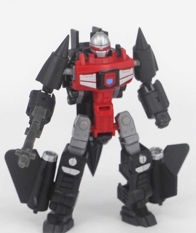 Machine Robo - MR-06 - Blackbird Robo (Gobots Reboot)