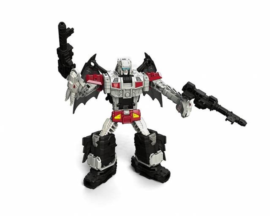 Transformers Generations Titans Return - Deluxe Wave 3 - Twinferno