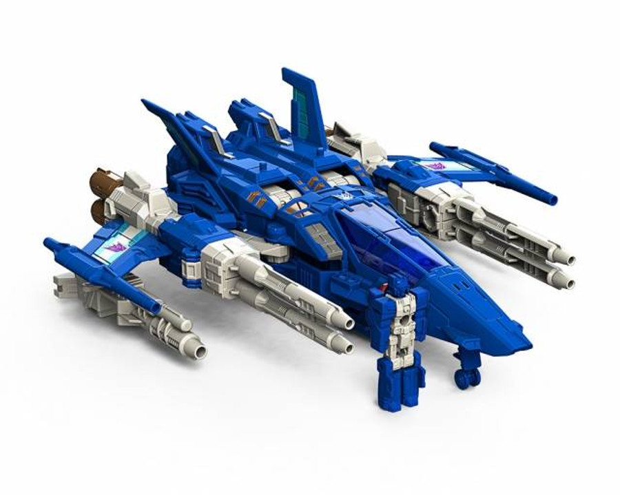 Transformers Generations Titans Return - Deluxe Wave 3 - Triggerhappy